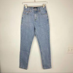 BLCK DENIM High Waist wedgie fit Jeans